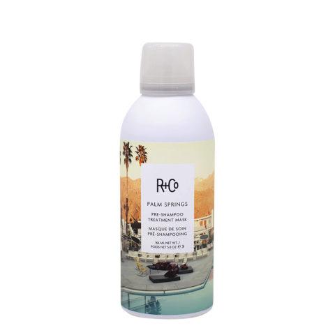 R   Co Masque de Traitement pré-shampooing Palm Spring Cheveux Abîmés 164 ml