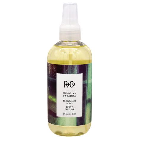 R   Co Relative Paradise Spray Parfum Cheveux 241ml