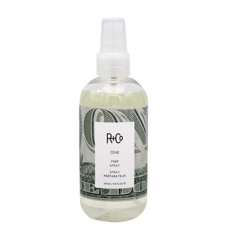 R   Co One Prep Spray protecteur pour tous types de Cheveux 241 ml