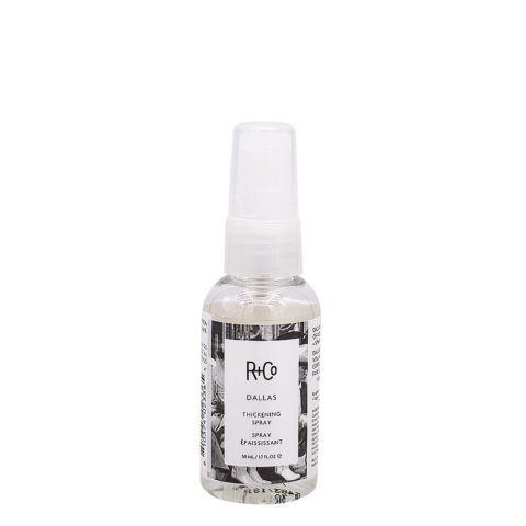 R   Co Dallas Thickening Spray Épaississant pour Cheveux Fins 50 ml