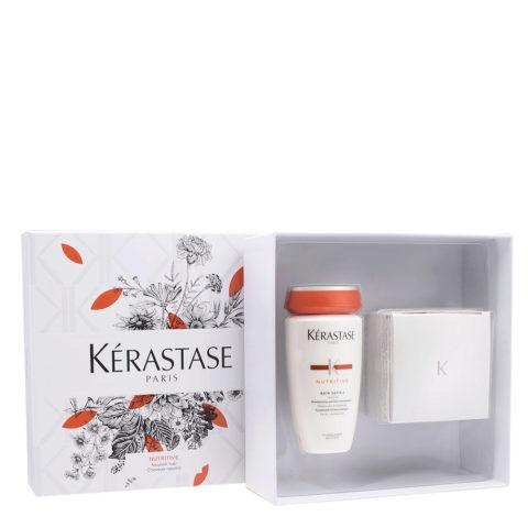 Kerastase Nutritive Coffret Cadeau pour Cheveux Secs