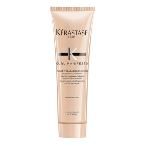 Kerastase Curl Manifesto Fondant Hydratation Vitale 250ml- Après-shampooing léger