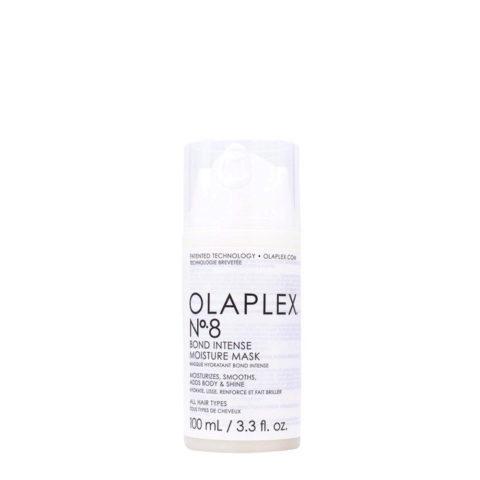 Olaplex N 8 Bond Intense Masque Réparateur Cheveux Abîmés 100m