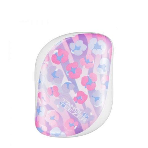 Tangle Teezer Compact Styler Digital Skin Pink Lilac - Brosse démêlante