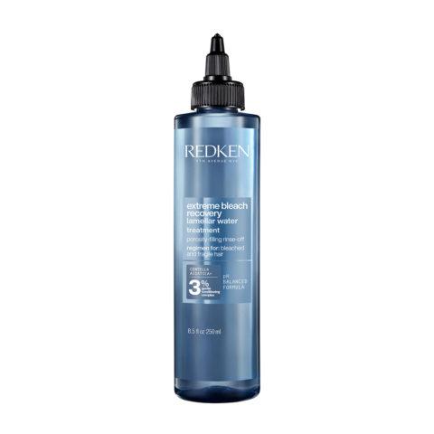 Redken Extreme Bleach Recovery Lamellar Treatment 250ml - démêlant pour cheveux décolorés