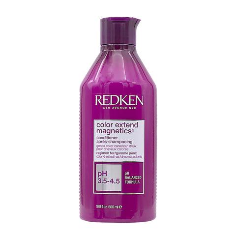 Redken Color Extend Magnetics Conditioner Format spécial Conditioner pour cheveux colorés 500ml