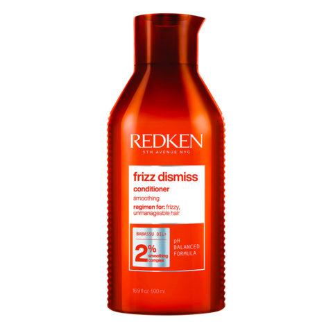 Redken Frizz Dismiss Conditioner Special Size 500ml - Conditioner cheveux crépus