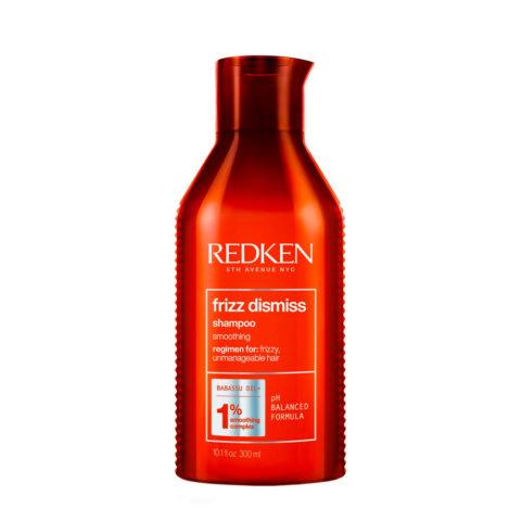 Redken Frizz Dismiss Shampoo 300ml - shampooing anti frisottis
