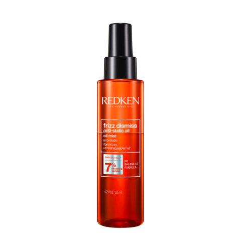 Redken Frizz Dismiss Anti-Static Oil 125ml - huile Cheveux électriques