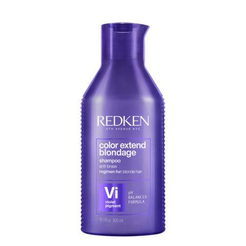Redken Color Extend Blondage Shampoo 300ml - shampooing anti-jaune