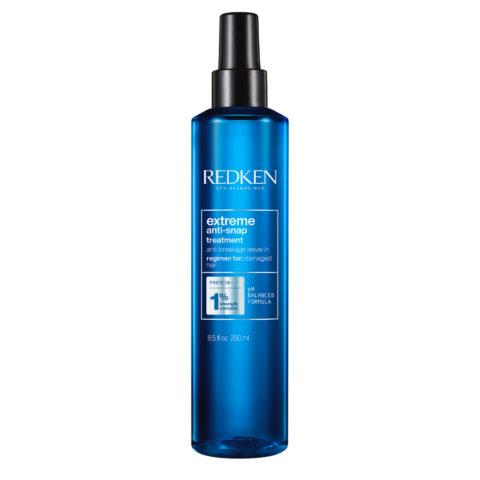 Redken Extreme Anti-Snap 250ml - traitement leave in pour cheveux abîmés