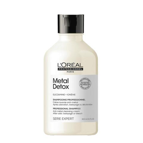 L'Oréal Professionnel Paris  Serie Expert Metal Detox Shampooing anti-métal Chelante  300ml