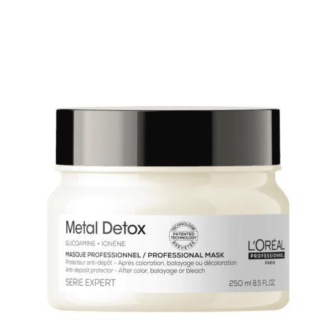 L'Oréal Professionnel Paris Serie Expert Metal Detox Masque Action Anti - Métal 250ml