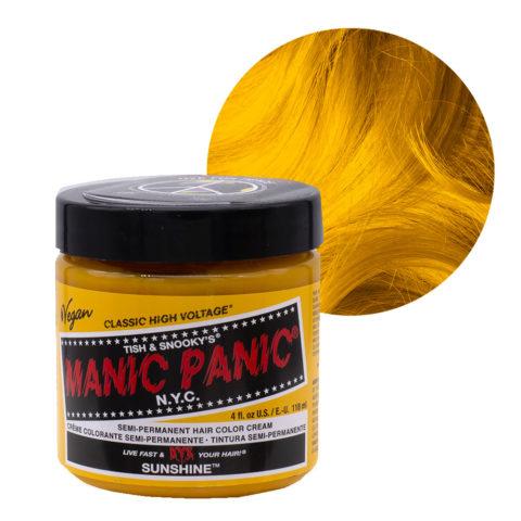 Manic Panic Classic High Voltage Sunshine  118ml - Crème colorante semi-permanente