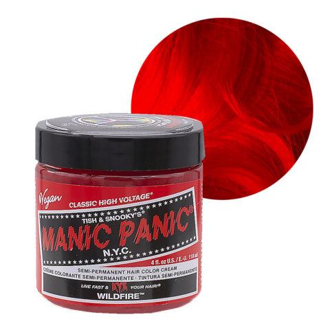 Manic Panic Class High Voltage Wildfire 118ml - Crème Colorante Semi-Permanente