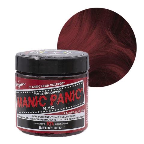 Manic Panic  Classic High Voltage  Infra Red 118ml - Crème Colorante Semi-Permanente