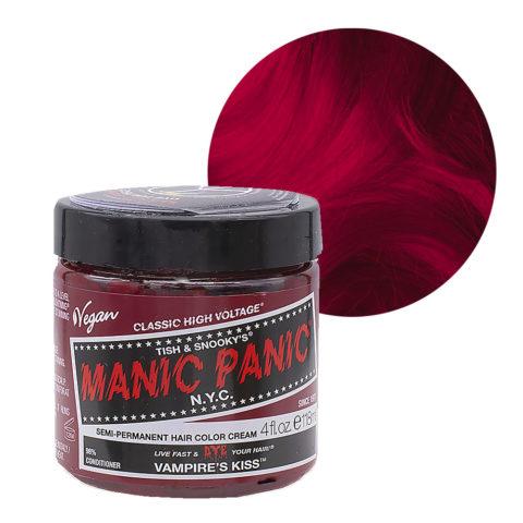 Manic Panic  Classic High Voltage Vampire's Kiss  118ml - Crème Colorante Semi-Permanente