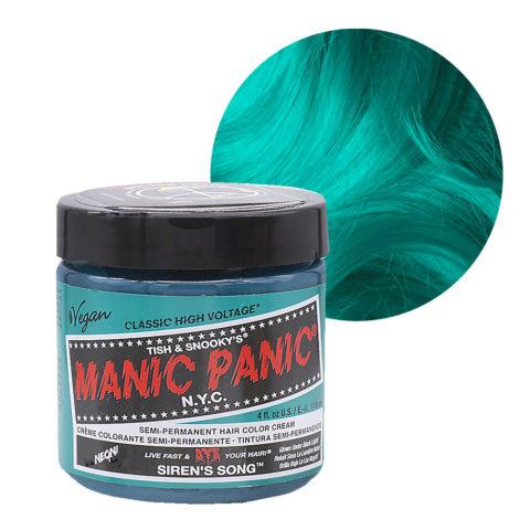 Manic Panic Classic High Voltage Siren's Song  118ml - Crème colorante semi-permanente