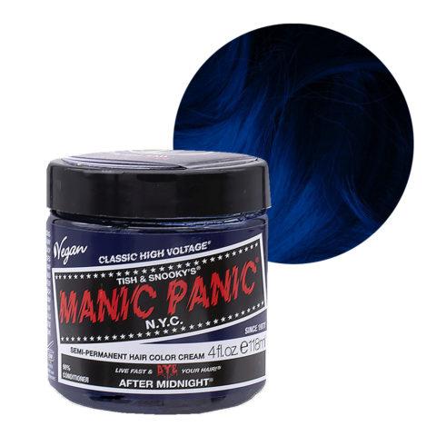Manic Panic Classic High Voltage After Midnight  118ml - Crème Colorante Semi-Permanente