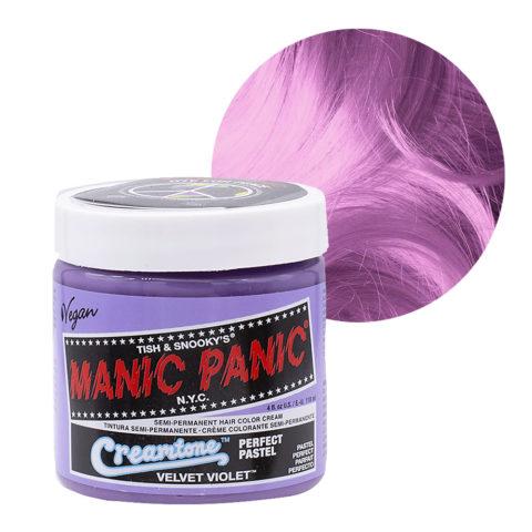 Manic Panic CreamTones Velvet Violet 118ml -  Crème colorante semi-permanente