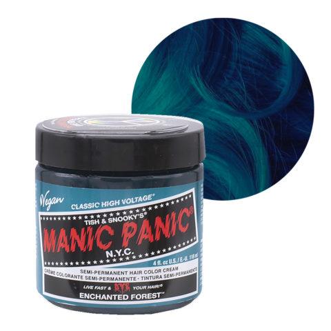 Manic Panic Classic High Voltage Enchanted Forest  118ml - Crème Colorante Semi-Permanente