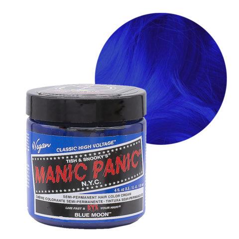 Manic Panic Classic High Voltage Blue Moon 118ml - Crème colorante semi-permanente