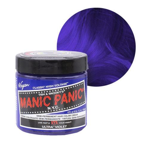 Manic Panic Classic High Voltage  Ultra Violet 118ml - Crème Colorante Semi-Permanente