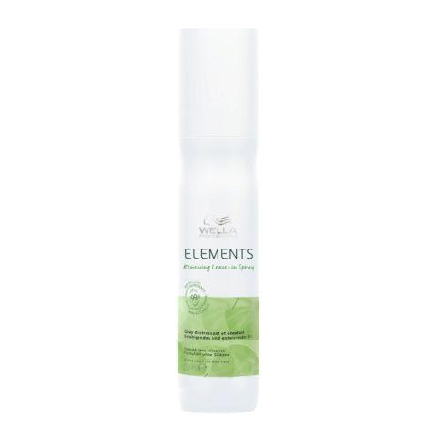 Wella Professional New Elements Lotion RENEW  - Après-shampooing sans rinçage 150ml
