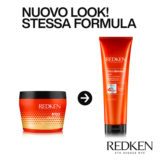 Redken Frizz Dismiss Kit Anti-frisottis Shampoo 300ml  Conditioner 300ml Masque 250ml