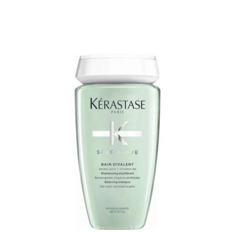 Kérastase Spécifique Bain Divalent Shampoo 250ml - cuir chevelu gras