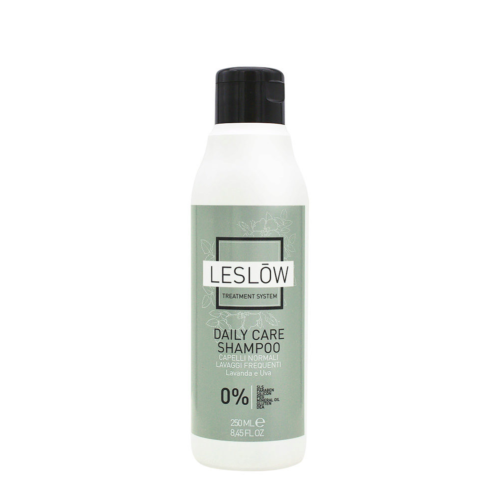 Leslōw Daily Care Shampoo 250ml - cheveux normaux, lavage fréquent