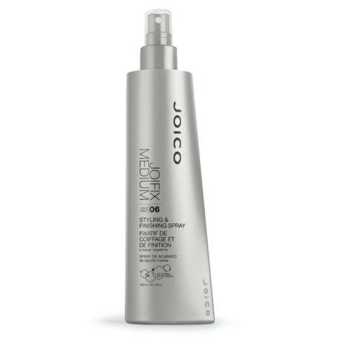 Joico Style & finish JoiFix medium styling & finishing spray 300ml