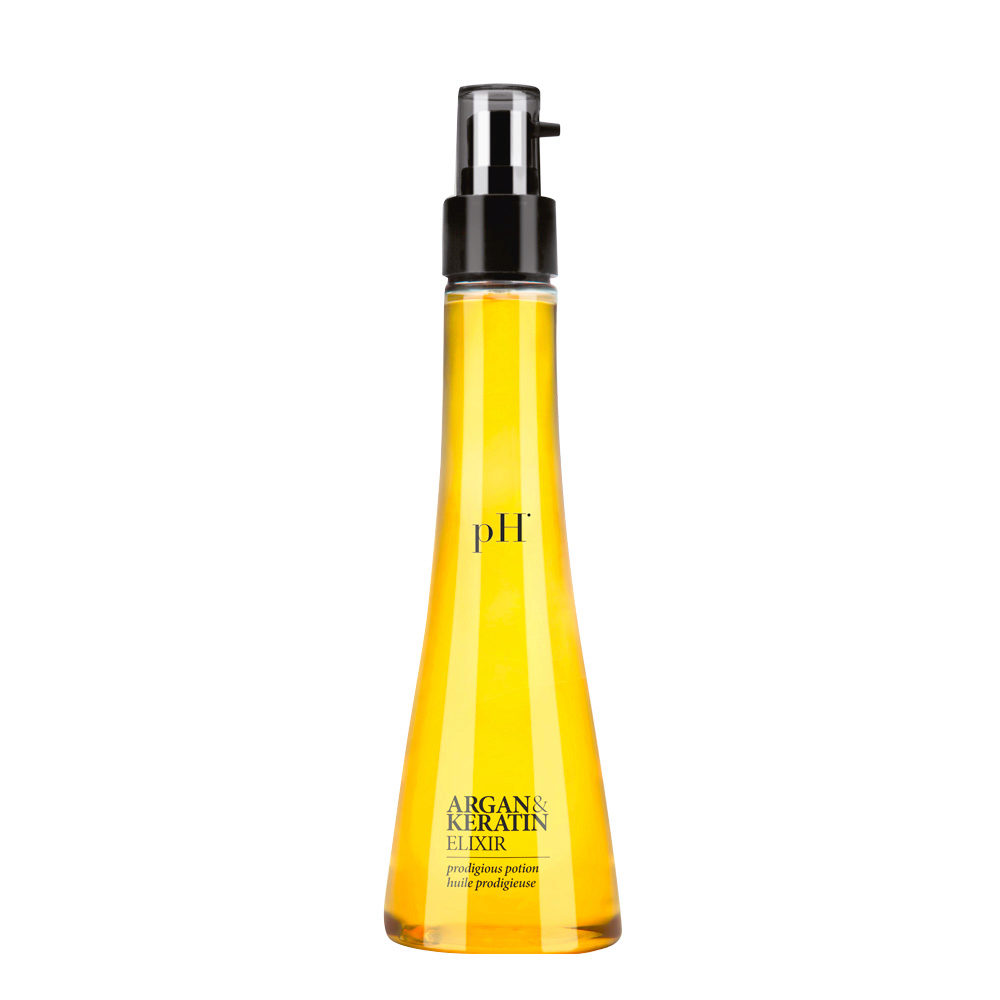 PH Laboratories Argan and Keratin Elixir 100ml - Sérum Restructurant