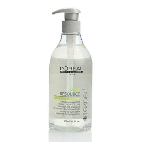 L'Oreal Pure Resource Citramine Shampoo 500ml